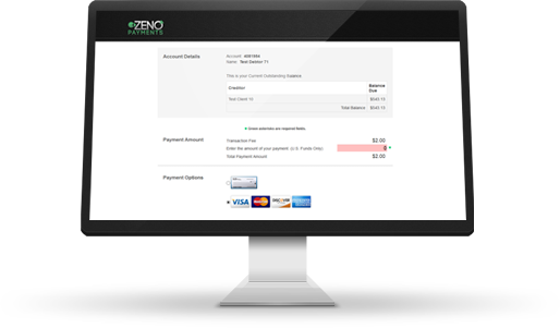 Collections Payment Portal